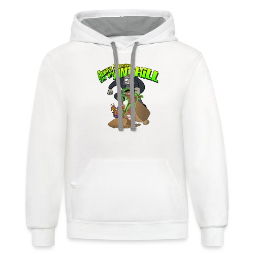 Ant Bully - Unisex Contrast Hoodie