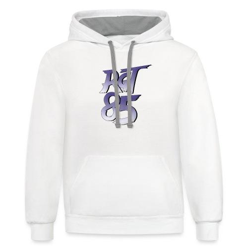 RGT 85 Logo - Contrast Hoodie