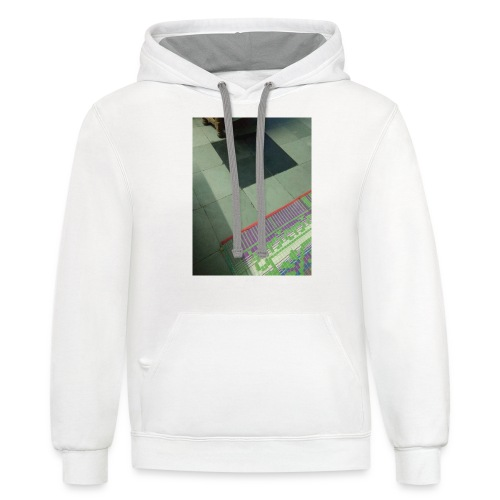 Test product - Contrast Hoodie
