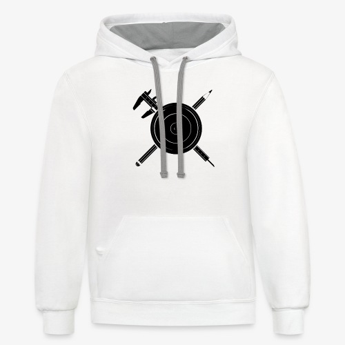 Photography + Design - Contrast Hoodie