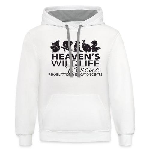 Heaven's Wildlife Rescue - Contrast Hoodie