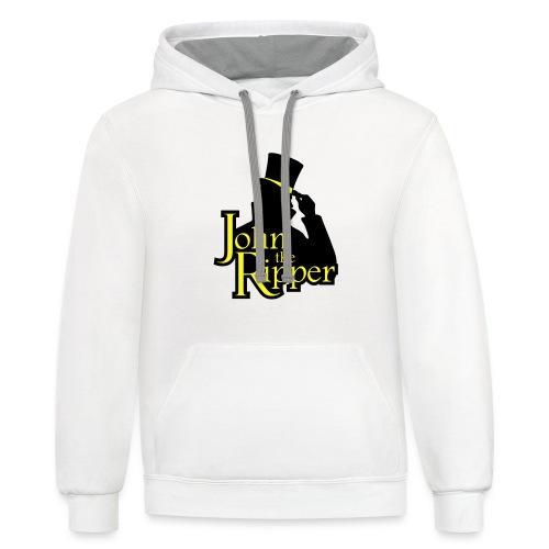 John the Ripper - Unisex Contrast Hoodie