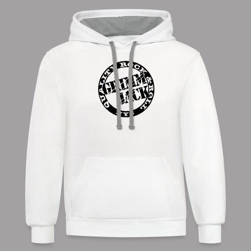 Grimm Jack black Quality - Contrast Hoodie