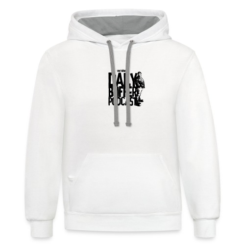 BOW T Shirt Logo DBP 2019 - Contrast Hoodie