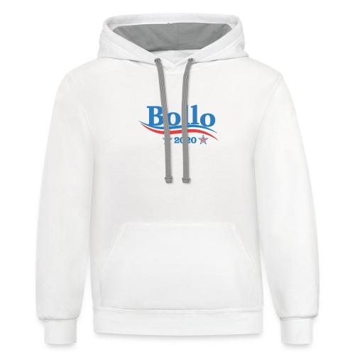 Bollo 2020 - Contrast Hoodie
