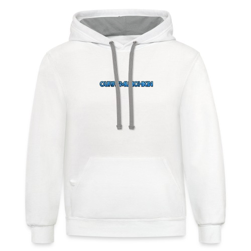 CurryMerch - Contrast Hoodie
