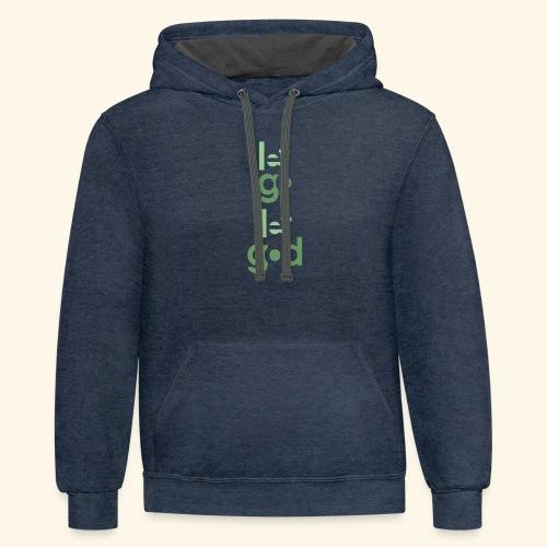 LGLG #9 - Contrast Hoodie