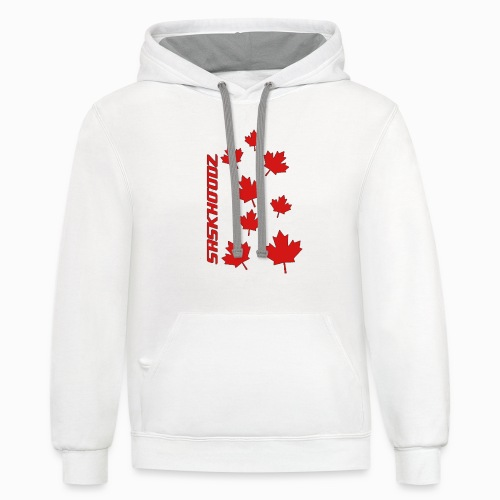 saskhoodz canada - Contrast Hoodie