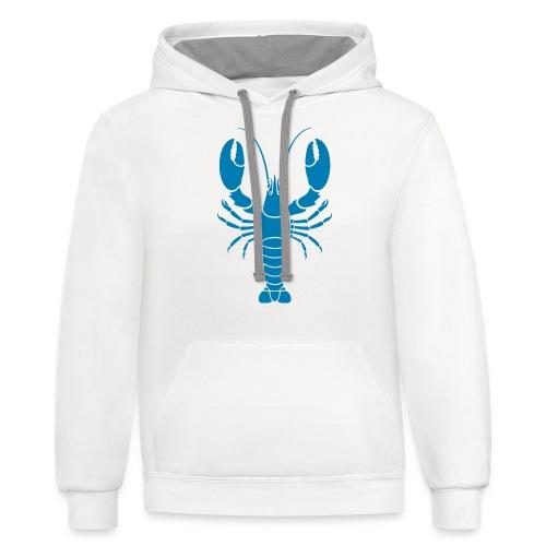 MVY Lobster - Unisex Contrast Hoodie