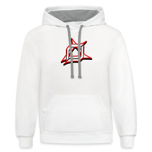Oma Alliance Red - Contrast Hoodie