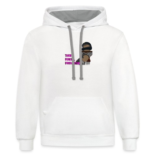 The Final Frontier Sports Items - Contrast Hoodie