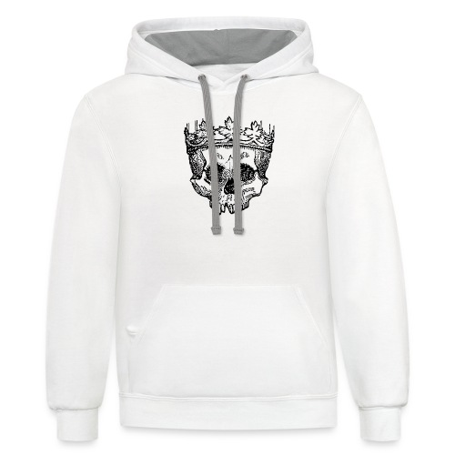 Cool Ringer T-Shirt - Unisex Contrast Hoodie