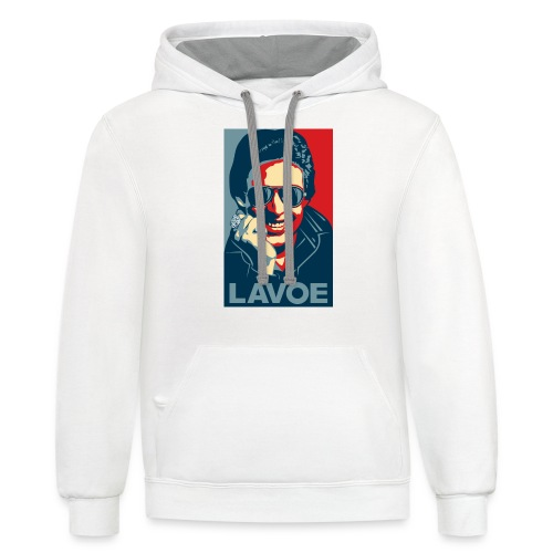 Hector Lavoe T Shirt - Contrast Hoodie