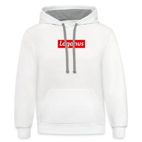 Loganus Supreme - Contrast Hoodie