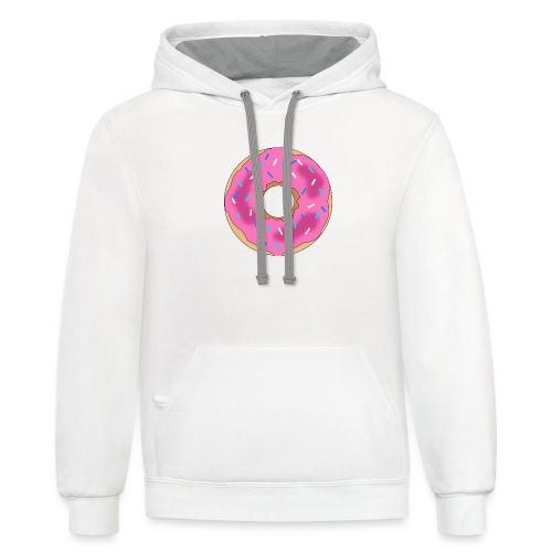Donut - Contrast Hoodie