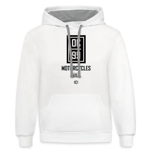 OC99 shirt - Contrast Hoodie