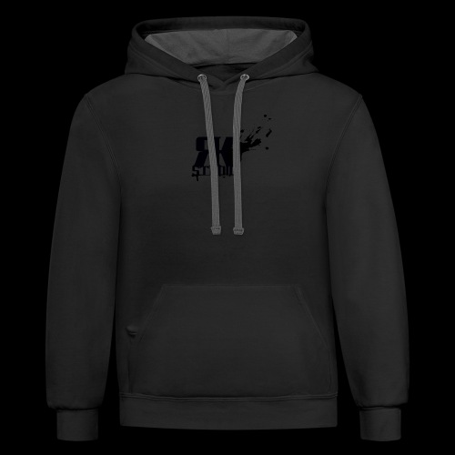RKStudio Black Version - Contrast Hoodie
