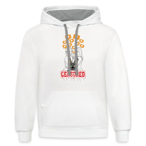 Mass Appeal - Contrast Hoodie