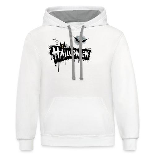 Halloween 2018 - Contrast Hoodie