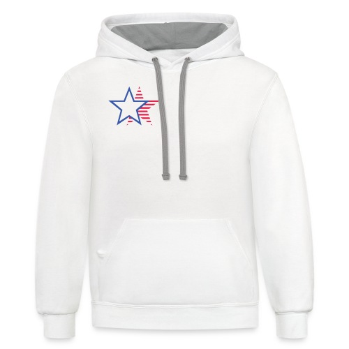 Alliance Party Logo - Contrast Hoodie