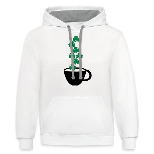 irishcoffee - Contrast Hoodie