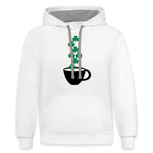 irishcoffee - Unisex Contrast Hoodie