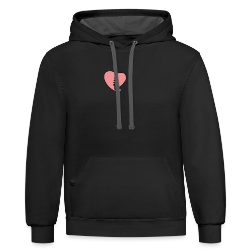 Heartbreak - Contrast Hoodie