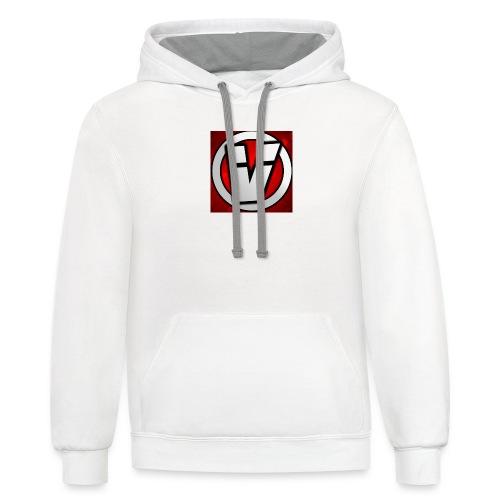 ItsVivid Merchandise - Contrast Hoodie