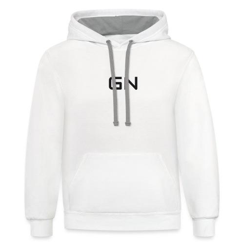 GN - Contrast Hoodie