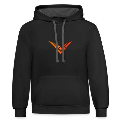 DESIGN:VEKX - Contrast Hoodie