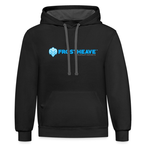 FrostHeaveFantasyEsports - Contrast Hoodie