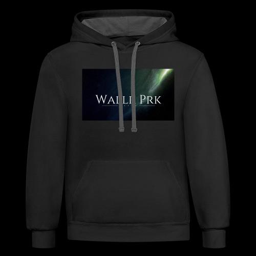 Wallr Pr 1 - Contrast Hoodie