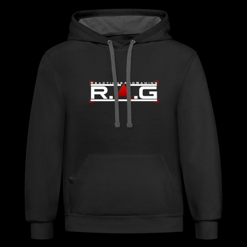 ReactionsAndGaming - R.A.G - Contrast Hoodie