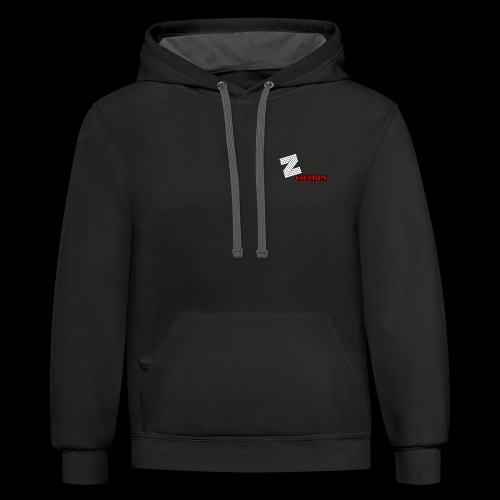 Z Clothes Brand - Contrast Hoodie