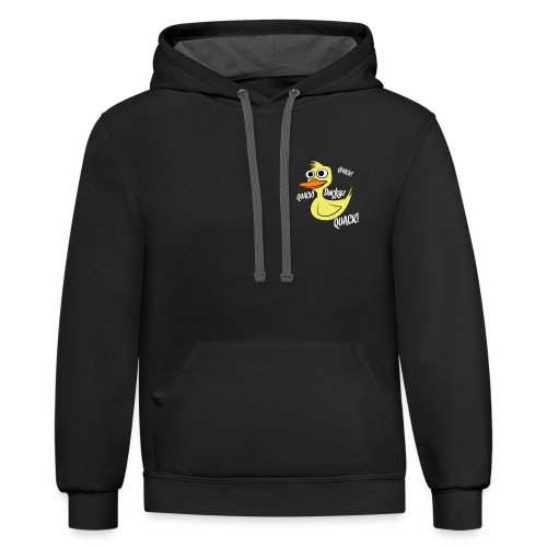 300 Special (With Quack) - Contrast Hoodie