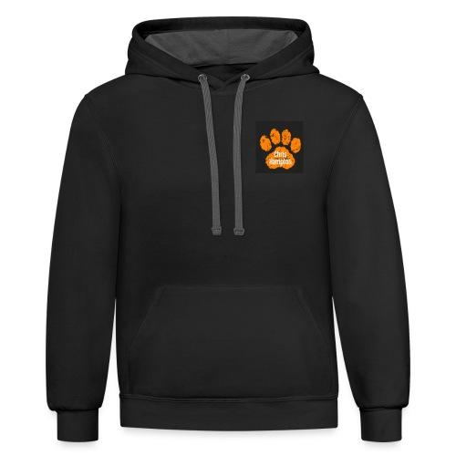 Tiger Hampton - Contrast Hoodie