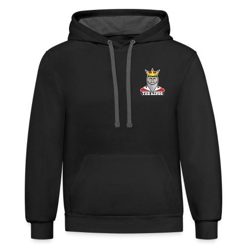 Kings Logo Hoodie - Contrast Hoodie
