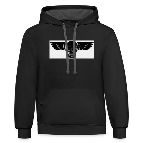 Ty Kirkland Flying Emblem - Contrast Hoodie