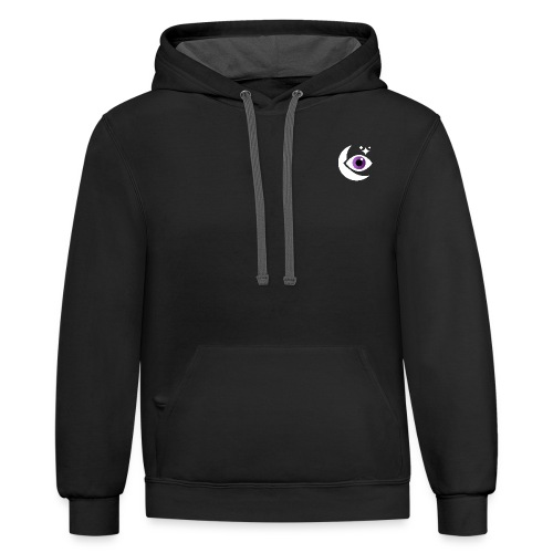 Cult Official Logo - Contrast Hoodie