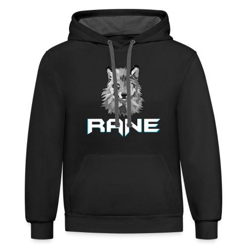 RaNe Logo - Contrast Hoodie