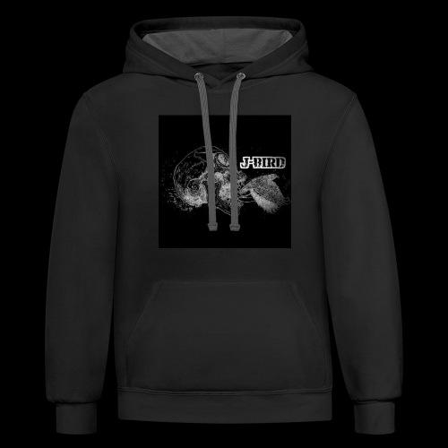 Jbird814 t-shirt - Contrast Hoodie
