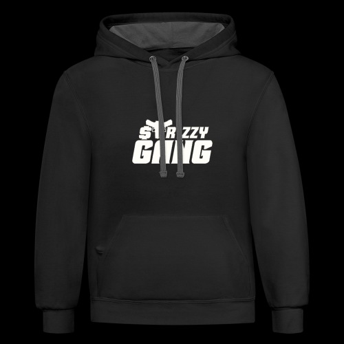 Strizzy Gang Merch - Contrast Hoodie