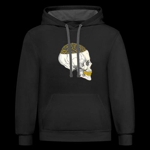 CTS Skull Gang - Contrast Hoodie
