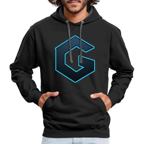G Logo - Contrast Hoodie
