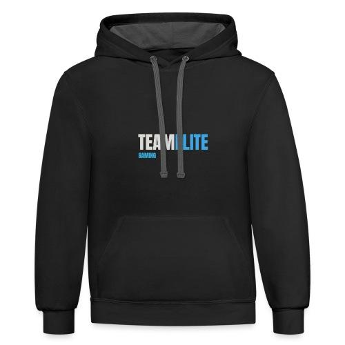 Team Elite Gaming - Contrast Hoodie