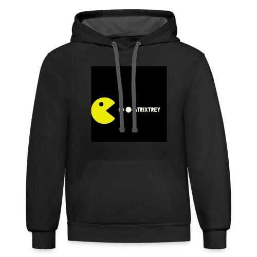 Logopit 1534962060510 - Contrast Hoodie