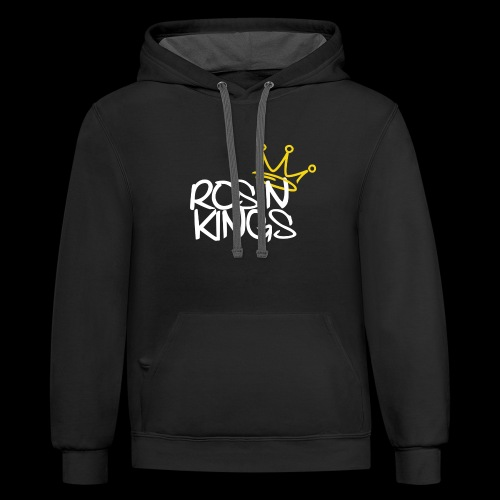 ROSIN KINGS - Contrast Hoodie