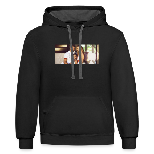 Ace Family T-Shirt - Contrast Hoodie