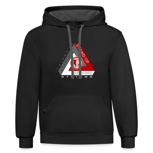 Trifecta Combat Systems - Contrast Hoodie
