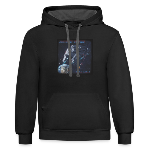 Other World T - Contrast Hoodie